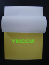 mirror coated self adhesive paper