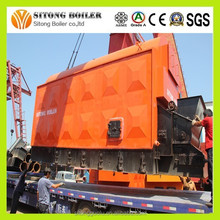 hot selling wood pellet Boiler China supply , coal steam boiler for 1 MW power plant on sale !