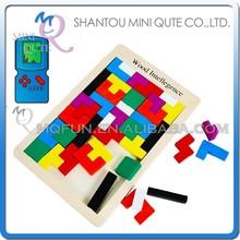 Mini Qute classic russian wooden toys learning & education building blocks educational toys NO.MQ 048