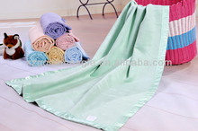 Fashion Colorful 100% Bamboo Blanket
