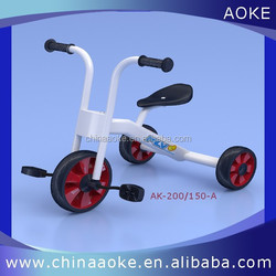 xideao kids mental baby tricycle for rider on the car