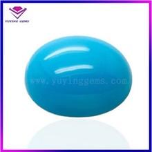 Hot Sale Cabochon Synthetic Turquoise Gemstones Wholesale Semi Precious Stones