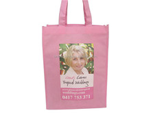 Cheap recycled promotional non woven shopping bag