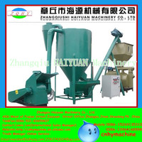 China HYKL-250 ring-die poultry/animal feed pellet machine