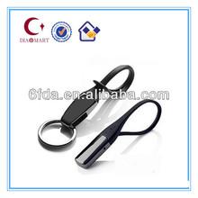 Cheap New engraved Popular smart custom metal key chain factory