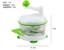 Home use manual meat grinder, vegetable grinder