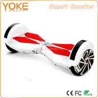2015 8.0inch 2 wheels Electric Self Smart Balance Scooter with bluetooth Speaker