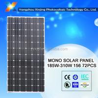 mono solar panel 310w/solar power