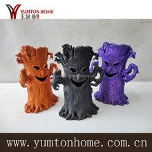 Decorative halloween polyresin craft for sale