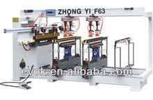 F63-3C multi-drill machine for bed making
