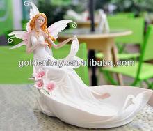 Resin fairy angel figurine