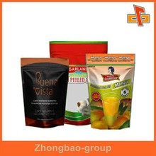 Food packing customized printed plastic bags manufacturing plant