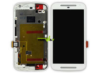 Good Products cheap for motorola moto g2 lcd screen repair(with frame)