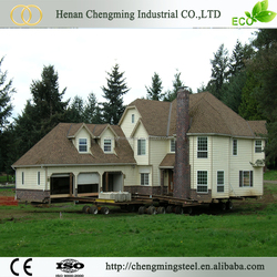 Metal Frame House Steel Frame \ Safe Collapsible House \ Steel Frame Modular Houses