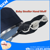 Cheaper Winter Fleece 1680D Oxford Baby Pram Stroller Hand Muff