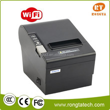 Payment Terminal Small Wireless Printer with 250mm/s High Speed