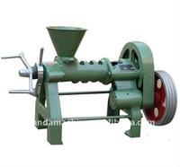 Wanda supply 1TPD Groundnut Oil Press/Orange Oil Press/Caster Oil Press