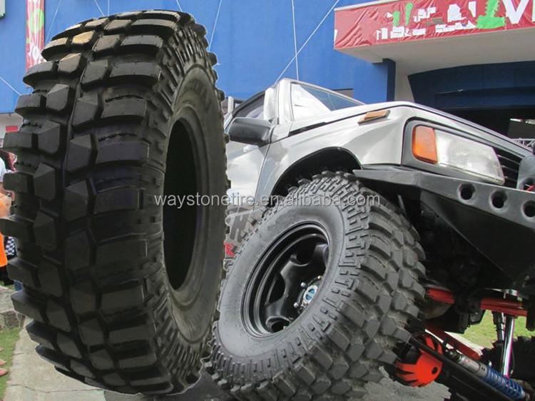 Waystone Crocodile Jeep Tires Off Road Mud King Tires 33