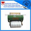 Hfj-18 pequeña máquina de cardado de lana, hilado de la lana de la máquina