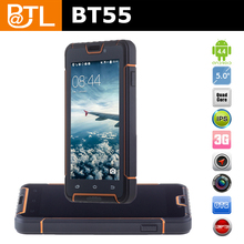 Cruiser BT55 1.3GHz 4000Mah android 5inch ip68 rugged waterproof cell phone