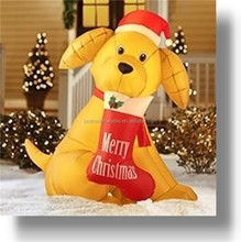 2012 Hot Selling the most popular cheap christmas inflatables for sale