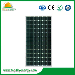 China supplier low cost mono PV panel