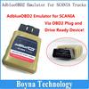 Boyna (Big Sale) Adblue obd2 for trucks for SCANIA Trucks adblue emulator obd2 interface