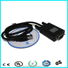 Trader assurance supplier black pl2302 serial port rs232 to usb adapter