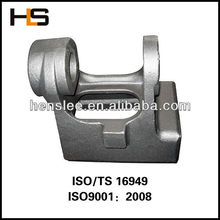 precision investment casting bucket teeth parts