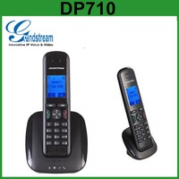 Grandstream outdoor ip cordless phone DP710 with cheap price