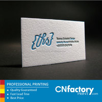 2015 high quality paper calling card, paper visiting card, paper business card printing