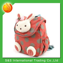 2015 hot selling child cute school bag for girl