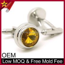 Low MOQ Quality Sleeve Cufflinks Wholesale Shirt Cuff Button