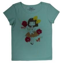 Impressão personalizada t camisa dos miúdos