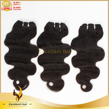 high quality Aliexpress Brazilian virgin hair extension, Aliexpress body wave human hair, brazilian hair bundles