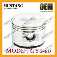 Cheap Price Engine Parts Piston Model CY6-80 for Motorcycle
