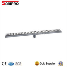 stainless steel linear floor drains ,decorative drain covers