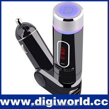 2015 New Bluetooth Car FM Transmitter Wireless MP3 Player Car