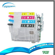 Inkstyle t197 series refillable cartridge for xp 211 (T1971 T1962 T1963 T1964 )
