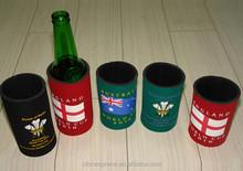 Unfoldable Beer Cola cans cooler , Divingcooler holder , Neoprene cans holder