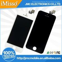 JMC Original LCD screen full assembly for iPhone 5 screen digitizer assembly