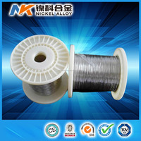 bright annealed ni201 Ni200 pure nickel wire with best price