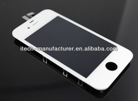 OEM Mobile phone accessories/parts of touch screen/digitizer for iphone 4 Hot Sale