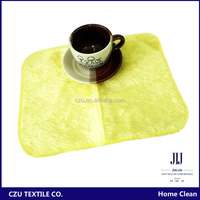 absorbent wood pulp fiber dish cleaning kitchen cloth