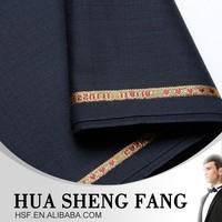Italian Classical 100% wool men's suit fabric Wholesale