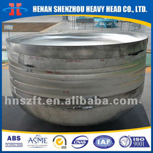 Stainless Steel 304 material elliptical dished head for pressure vessel