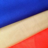 50D high quality warp knit tricot mesh eyelet fabric