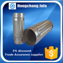 4 inch corrugated steel flexible metal hose for water heater