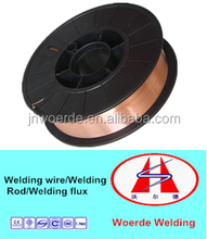 Co2 mig welding wire din8559 sg2