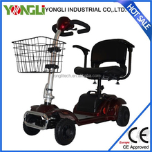 Health care Chinese motorcycles single seat electric scooter